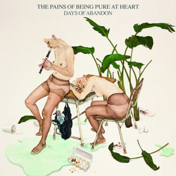 Перевод на русский язык с английского музыки A Teenager In Love музыканта The Pains Of Being Pure At Heart